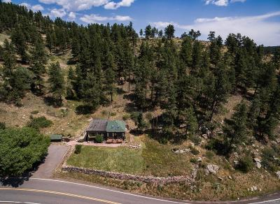 Evergreen Single Family Home Active: 2100 Kerr Gulch Road
