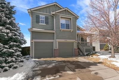 Highlands Ranch CO Single Family Home Active: $424,000
