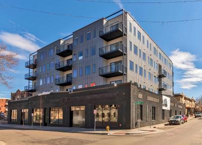 Denver Condo/Townhouse Active: 1300 North Ogden Street #304