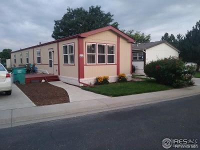 Greeley Single Family Home Active: 435 North 35