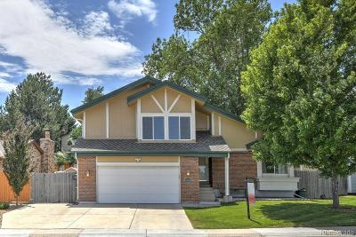 Arvada Single Family Home Under Contract: 6762 West 81st Avenue