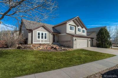 Arvada Single Family Home Under Contract: 6083 Rogers Circle