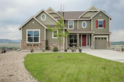 Crystal Valley, Crystal Valley Ranch Single Family Home Under Contract: 3785 Eveningglow Way