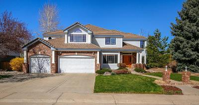 Lone Tree Single Family Home Active: 9366 Oakbrush Way