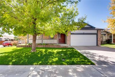 Henderson Single Family Home Under Contract: 8640 East 105th Court