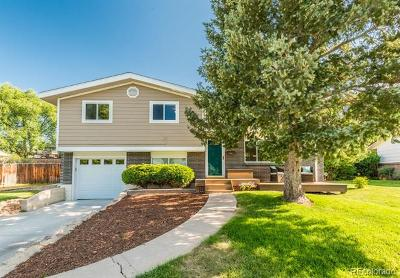 Arvada Single Family Home Active: 9055 Cole Drive