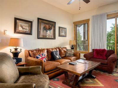 Steamboat Springs Condo/Townhouse Active: 1463 Flattop Circle #301