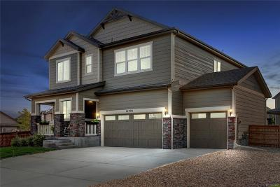 Commerce City Single Family Home Under Contract: 16995 East 111th Drive