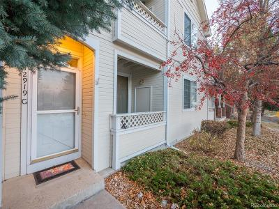 Thornton Condo/Townhouse Active: 12919 Lafayette Street #G