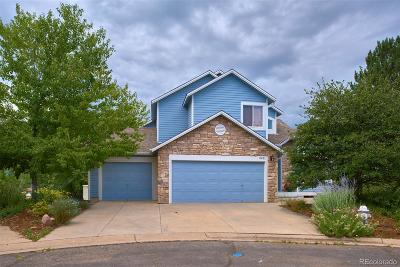 Boulder CO Single Family Home Active: $629,900