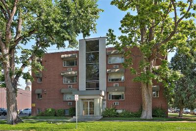 Denver Condo/Townhouse Active: 2295 East Asbury Avenue #107