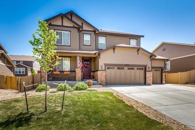 Thornton Single Family Home Active: 12576 Trenton Street