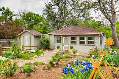 Englewood Single Family Home Under Contract: 4237 South Logan Street