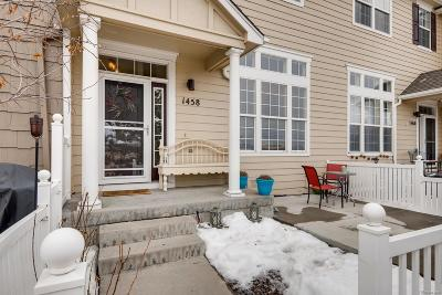 Castle Rock Condo/Townhouse Under Contract: 1458 Nemrick Place