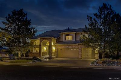 Highlands Ranch Single Family Home Under Contract: 1767 Grizzly Gulch Court