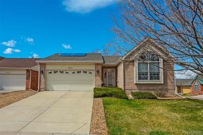 Westminster Single Family Home Under Contract: 9237 Vrain Court