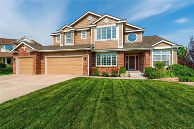 Highlands Ranch Single Family Home Active: 10177 Stephen Place