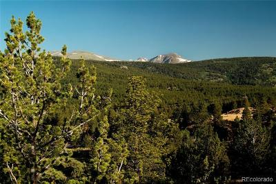 Boulder County Residential Lots & Land Active: 10 Caribou Ridge Drive