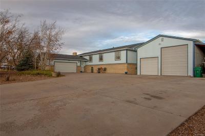 Brighton Single Family Home Under Contract: 15880 Elmira Street