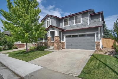 Highlands Ranch Single Family Home Active: 3170 Redhaven Way