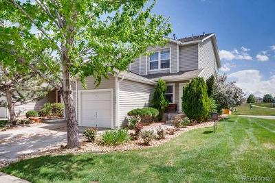 Englewood Condo/Townhouse Active: 7890 South Kalispell Circle