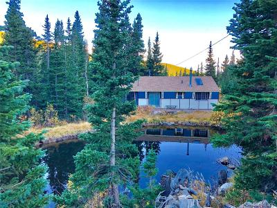 Clear Creek County Single Family Home Under Contract: 200 Alice Drive