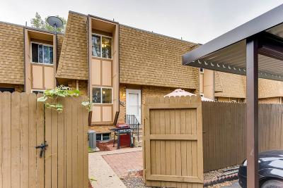 Arvada Condo/Townhouse Active: 6488 Simms Street