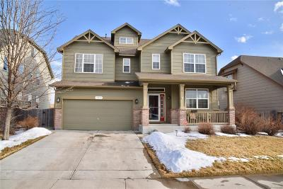 Commerce City Single Family Home Under Contract: 11264 River Oaks Lane