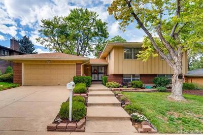Denver CO Single Family Home Active: $514,700