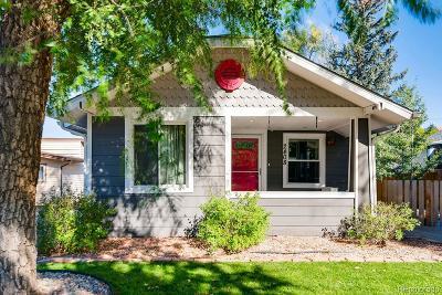 Edgewater Single Family Home Under Contract: 2408 Fenton Street
