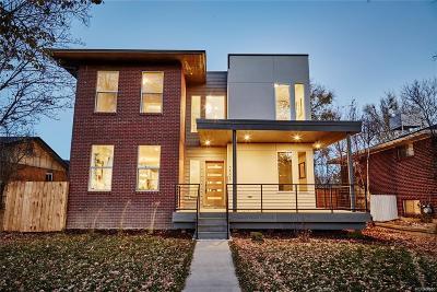 Denver Single Family Home Under Contract: 2508 South Pennsylvania Street