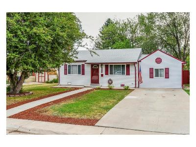 Denver Single Family Home Under Contract: 2210 South Linley Court