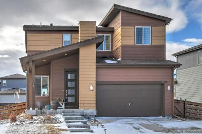 Commerce City Single Family Home Under Contract: 10231 Truckee Way