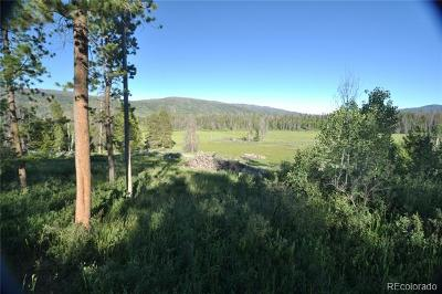 Oak Creek, Phippsburg, Yampa, Toponas Residential Lots & Land Active: 20865 East Filly Trail