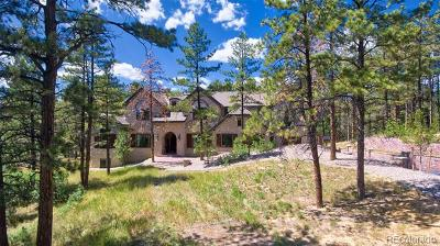Larkspur CO Single Family Home Active: $1,599,000