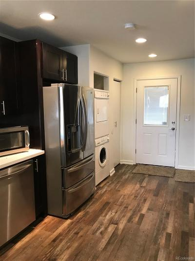Thornton Single Family Home Under Contract: 9196 Fir Drive
