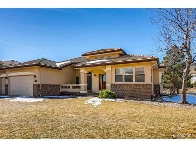 Littleton Single Family Home Active: 6449 Spotted Fawn Run