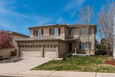 Highlands Ranch Single Family Home Active: 9237 Fox Fire Drive