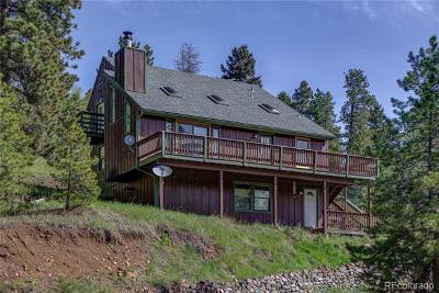 Evergreen Single Family Home Active: 34627 Forest Estates Road