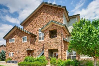 Aurora Condo/Townhouse Under Contract: 18811 East Water Drive #D