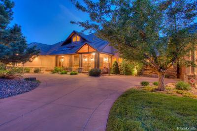 Fort Collins Single Family Home Active: 6407 Falcon Ridge Court