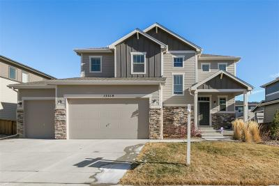 Commerce City Single Family Home Active: 12210 Idalia Place
