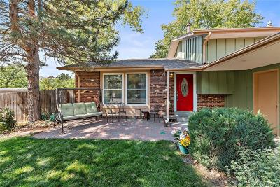 Aurora Single Family Home Active: 11294 East Harvard Drive