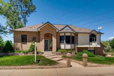 Fort Lupton Single Family Home Under Contract: 120 West Hill Court