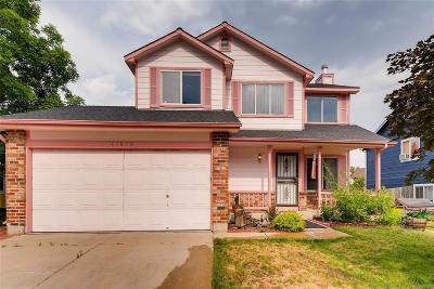 Westminster Single Family Home Active: 11070 Chase Way