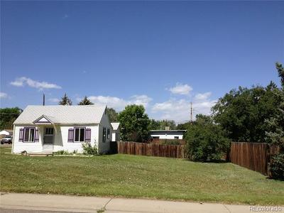 Residential Lots & Land Active: 395 South Owens Street