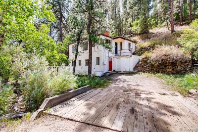 Golden Single Family Home Under Contract: 30980 Highway 72