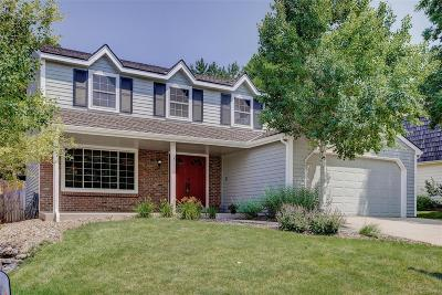 Centennial Single Family Home Under Contract: 7394 South Ivy Way