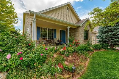 Brighton Single Family Home Under Contract: 663 Rio Rancho Way