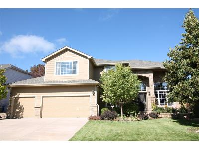 Castle Pines Single Family Home Under Contract: 7010 Turweston Lane